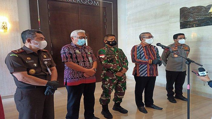 Dua Daerah Ditetapkan Siaga Darurat, Gubernur Sutarmidji Berikan Solusi Tangani Karhutla