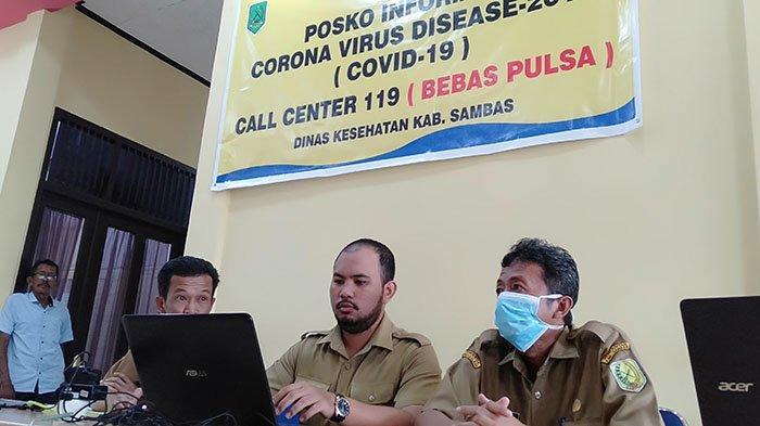 Tiga Pasien Positif Covid-19 di Kabupaten Sambas Dinyatakan Sembuh