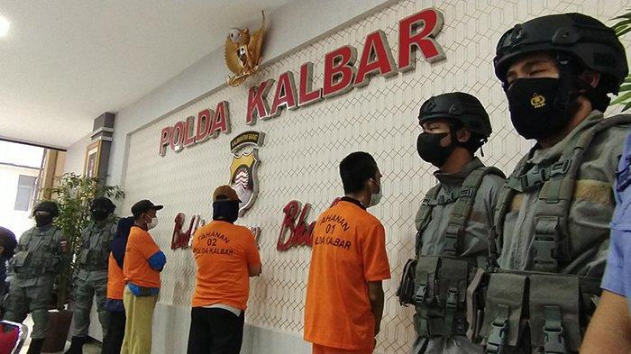 Sindikat Mafia Tanah di Kalbar Terkuak, Polda Tetapkan 4 Tersangka dan Jabarkan Modusnya