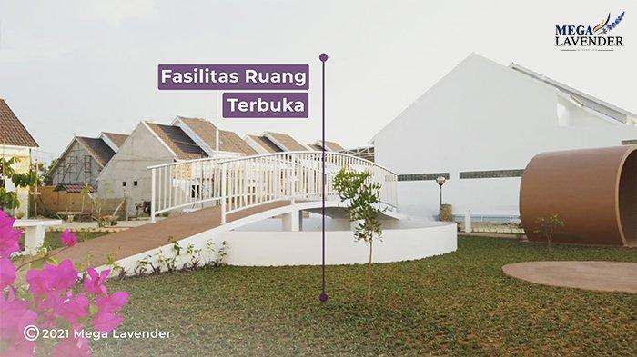 Konsep rumah Full Renovasi yang ditawarkan Mega Lavender Residence.