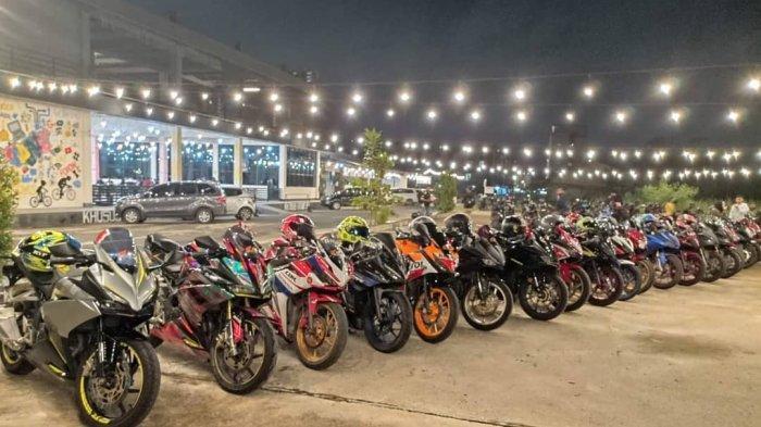 KOPDAR Honda CBR Independent dan Astra Motor Kalbar, Ulas Keamanan Berkendara hingga Night Ride
