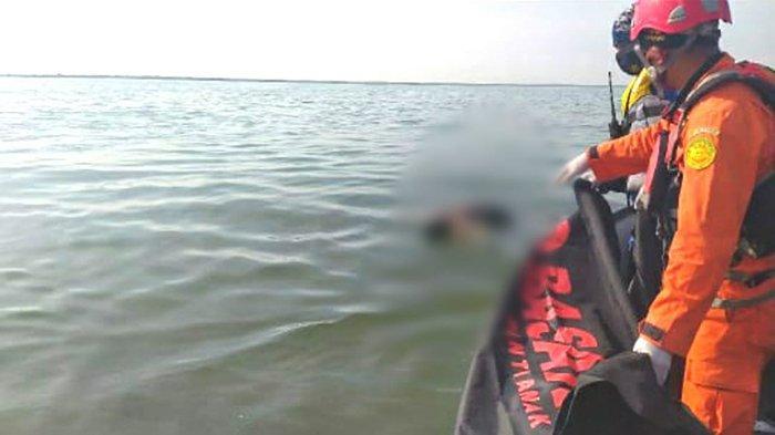 BREAKING NEWS - Korban Meninggal Tragedi Kapal Tenggelam di Perairan Kalbar Bertambah Jadi 14 Awak