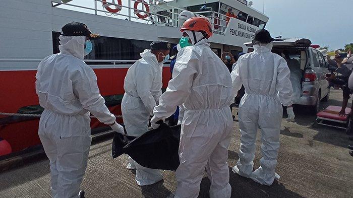 BREAKING NEWS - Bertambah 2 Korban Meninggal Tragedi Kapal Tenggelam di Laut Kalbar, 31 Masih Hilang