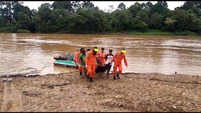 Tim SAR Sintang Temukan Korban Tenggelam di Serawai dalam Keadaan Meninggal Dunia