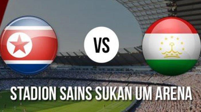LIVE Korea Utara Vs Tajikistan, Perempat Final Piala Asia (AFC) U16! Jepang Melaju