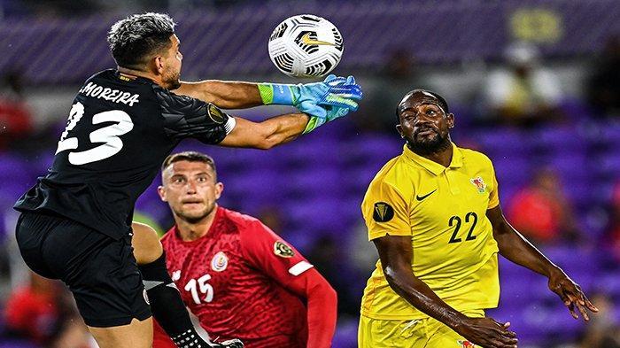 HASIL Piala Emas Concacaf 2021 Hari Ini Kosta Rika dan Jamaika Melaju
