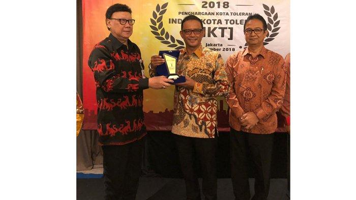 Tjhai Chui Mie Sebut Penghargaan Kota Tertoleran Hasil Seluruh Masyarakat Kota Singkawang