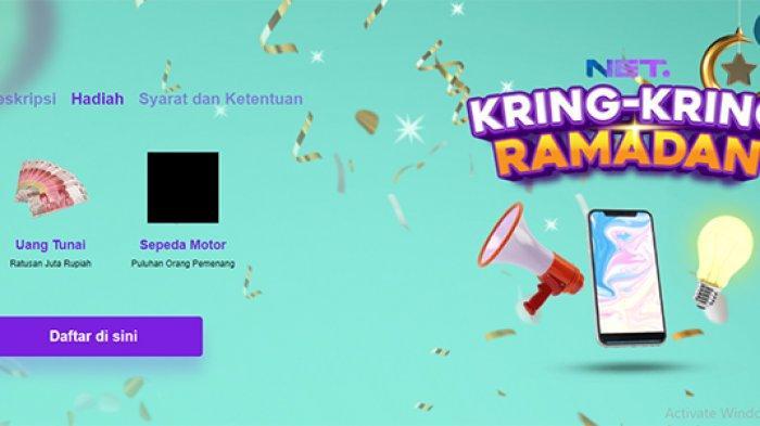 Hadiah Kring Kring Ramadhan 2021 Net TV.