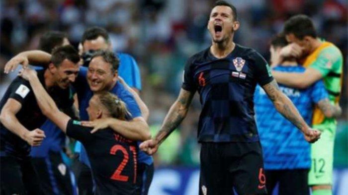 Pastikan Tempat di Final, Kroasia Bukti Siklus 20 Tahunan Juara Baru Piala Dunia