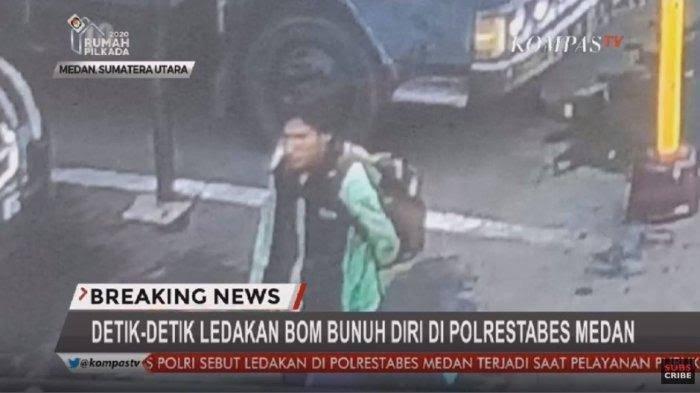 Bom Bunuh Diri di Medan, Ini Tanggapan Driver Ojol Pontianak