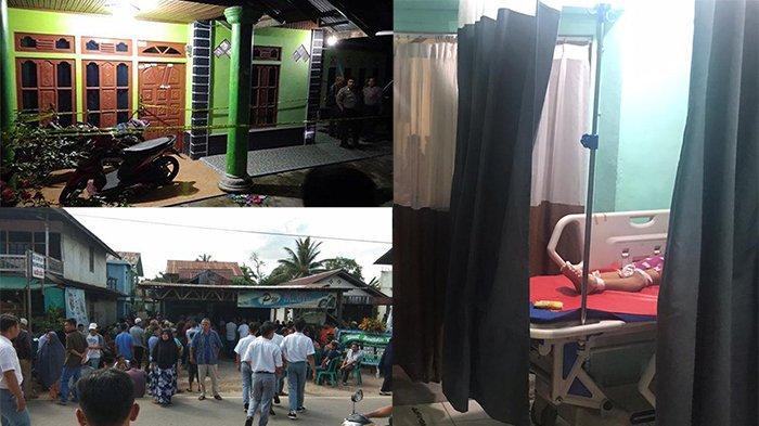 KRONOLOGI Pembunuhan Sadis di Melawi, Polisi Dalami Motif Dua Saudara Tewas dan Ibu Korban Kritis