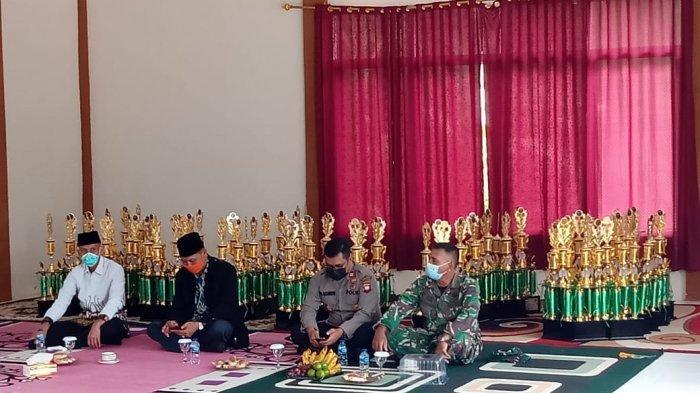 Kapolsek Kuala Mandor B Hadiri Penutupan MTQ ke-7 Tingkat Kabupaten di Kecamatan Kuala Mandor B