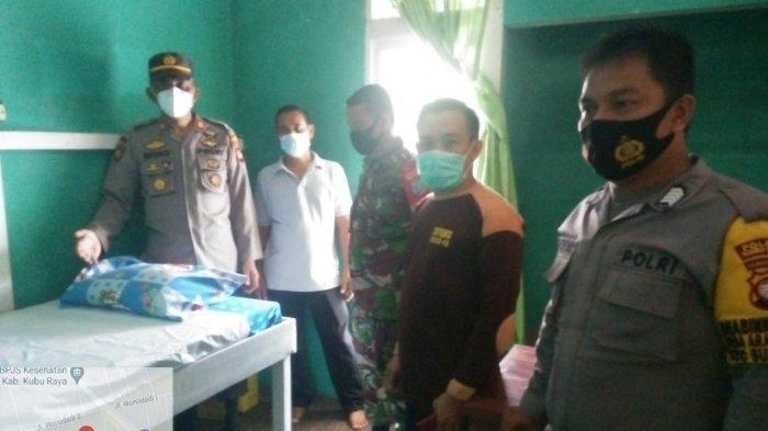 Polres Kubu Raya Telah Membentuk 12 PPKM Mikro Tingkat Desa Tujuh Kecamatan di Kubu Raya