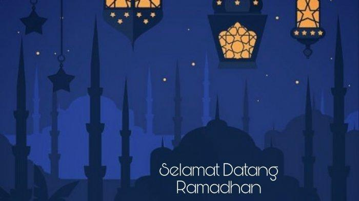 Kumpulan Ucapan Menyambut Bulan Suci Ramadhan Selamat Berpuasa Bahasa Arab Inggris Dan Indonesia Tribun Pontianak