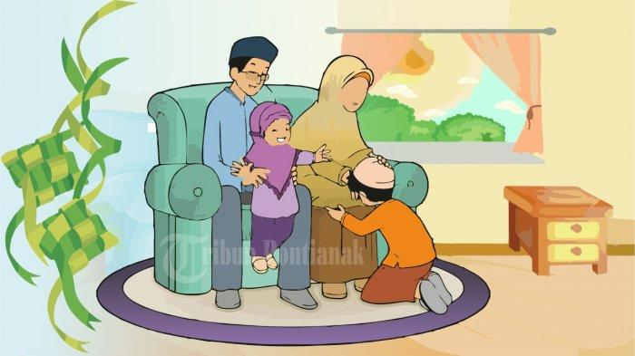 Kumpulan Ucapan Minal Aidin Wal Faidzin Bahasa Indonesia Inggris dan Arab Cocok Dibagikan di Medsos