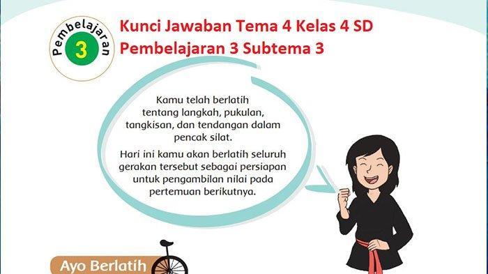 Kunci Jawaban Tema 4 Kelas 4 Halaman 112 113 114 115 116 Jawaban Buku Tematik Sd Mengolah Sampah Tribun Pontianak