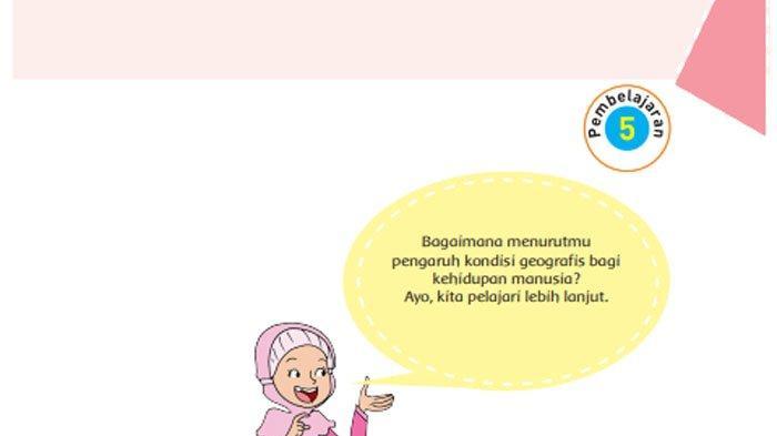 KUNCI JAWABAN Tema 1 Kelas 6 Halaman 49 50 51 52 53 54 Subtema 1 Pembelajaran 5 Tumbuhan Sahabatku