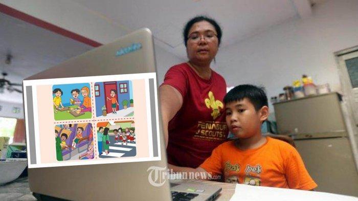 Program Belajar Dari rumah, Ini Link Youtube TV Edukasi dari Kemendikbud untuk PAUD & Sekolah Dasar