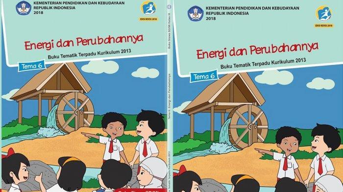 KUNCI JAWABAN Tema 6 Kelas 3 Halaman 185 186 187 188 Penghematan Energi Subtema 4 Pembelajaran 5