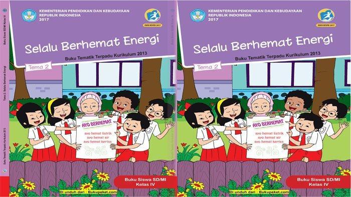 KUNCI JAWABAN Tema 2 Kelas 4 Halaman 1 2 3 4 5 6 7 8 9 Subtema 1 Pembelajaran 1 Sumber Energi