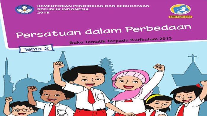 KUNCI JAWABAN Tema 2 Kelas 6 Halaman 45 46 47 48 49 50 51 Subtema 2 Persatuan dalam Perbedaan