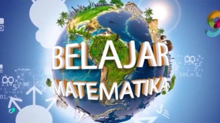 Jawab Soal Unsur Lingkaran Dan Materi Lengkap Belajar Bersama Tvri Kamis 23 April Matematika Smp Halaman 3 Tribun Pontianak