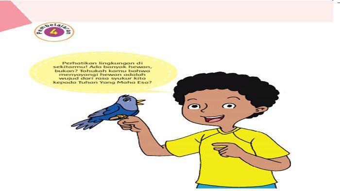KUNCI JAWABAN Tema 1 Kelas 6 Halaman 141 142 143 144 145 Subtema 3 Pembelajaran 4 Makhluk Hidup