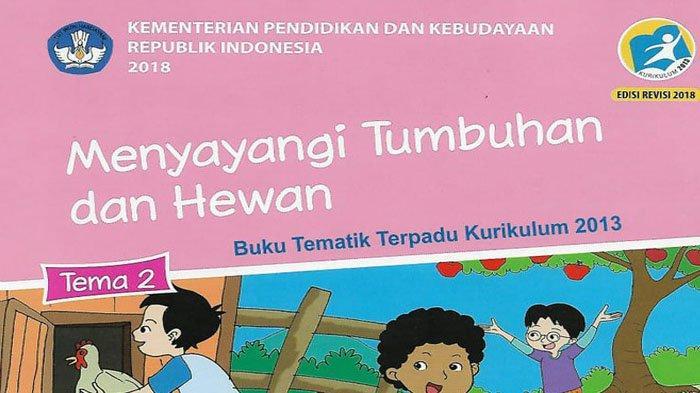 KUNCI JAWABAN Tema 2 Kelas 3 Halaman 136 137 138 139 Subtema 3 Pembelajaran 4 Menyayangi Tumbuhan
