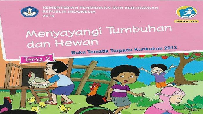 KUNCI JAWABAN Tema 2 Kelas 3 Halaman 143 144 145 & 141 142 Menyayangi Tumbuhan dan Hewan Subtema 3
