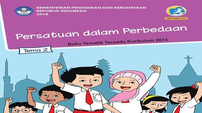 KUNCI JAWABAN Tema 2 Kelas 6 Halaman 109 110 111 112 113 114 115 Subtema 3 Persatuan dalam Perbedaan