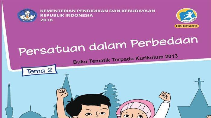 KUNCI JAWABAN Tema 2 Kelas 6 Halaman 140 141 142 Soal Evaluasi Tematik Persatuan dalam Perbedaan
