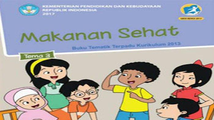 KUNCI JAWABAN Tema 3 Kelas 5 Halaman 13 14 15 16 17 18 19 Subtema 1 Bagaimana Tubuh Mengolah Makanan