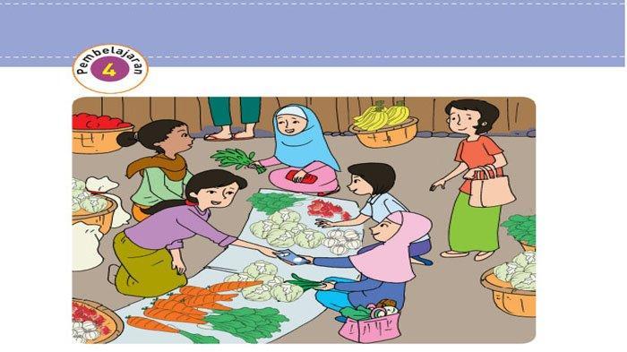 KUNCI JAWABAN Tema 3 Kelas 5 Halaman 64 65 66 67 68 69 70 71 72 Pentingnya Makanan Sehat bagi Tubuh