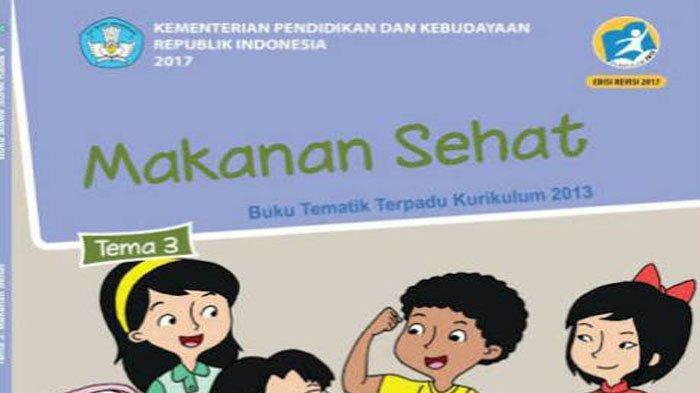 KUNCI JAWABAN Tema 3 Kelas 5 Halaman 80 81 82 Subtema 2 Pentingnya Makanan Sehat bagi Tubuh