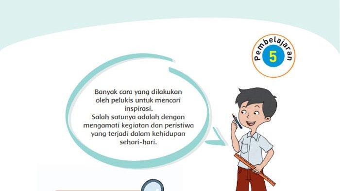 KUNCI JAWABAN Tema 4 Kelas 4 Halaman 37 38 39 40 41 42 Subtema 1 Pembelajaran 5 Berbagai Pekerjaan