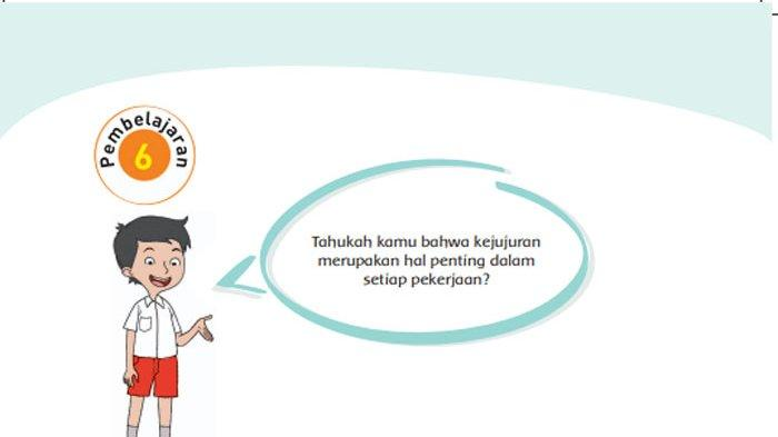 KUNCI JAWABAN Tema 4 Kelas 4 Halaman 45 46 47 48 49 Subtema 1 Pembelajaran 6 Jenis-jenis Pekerjaan