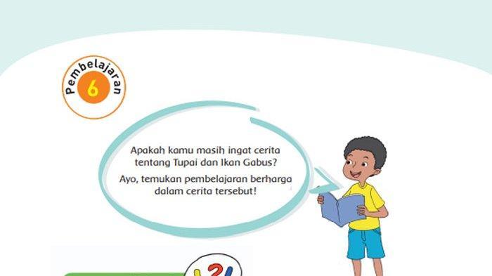 KUNCI JAWABAN Tema 4 Kelas 4 Halaman 132 133 134 135 Subtema 3 Pembelajaran 6 Pekerjaan Orang Tuaku