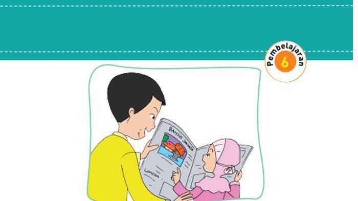 KUNCI JAWABAN Tema 4 Kelas 5 Halaman 129 130 131 132 Sehat Itu Penting Subtema 3 Pembelajaran 6
