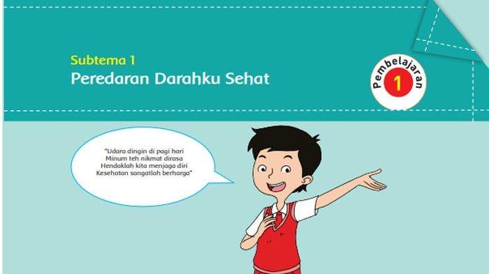 KUNCI JAWABAN Tema 4 Kelas 5 Halaman 10 9 8 7 6 5 4 3 2 Subtema 1 Pembelajaran 1 Sehat Itu Penting