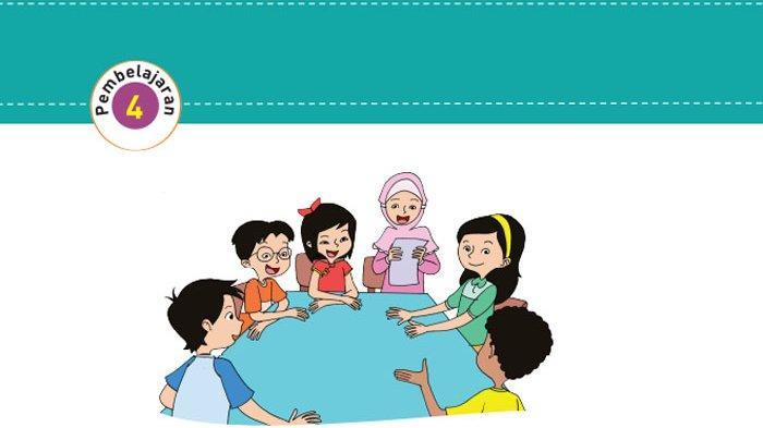 KUNCI JAWABAN Tema 4 Kelas 5 Halaman 28 29 30 31 32 Subtema 1 Pembelajaran 4 Peredaran Darahku Sehat