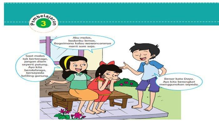 KUNCI JAWABAN Tema 4 Kelas 5 Halaman 64 65 66 67 68 69 70 71 72 Subtema 2 Pembelajaran 3