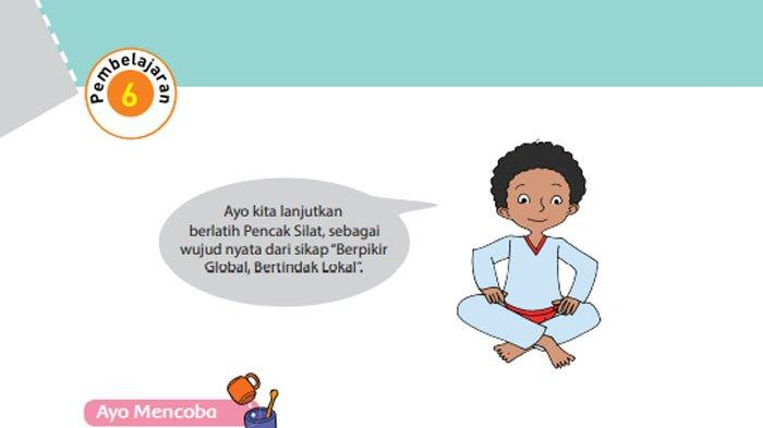 KUNCI JAWABAN Tema 4 Kelas 6 Halaman 130 131 132 133 134 135 Subtema 3 Pembelajaran 6 Globalisasi