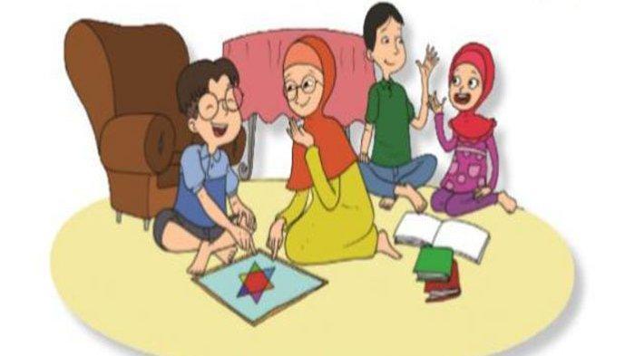 KUNCI JAWABAN Tema 6 Kelas 4 SD Halaman 73 74 75 76 77 , Buku Tematik Subtema 2 Pembelajaran 2