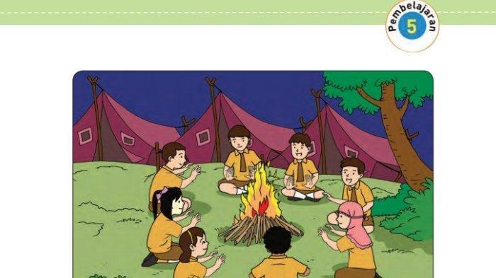 KUNCI JAWABAN Tema 6 Kelas 5 SD Halaman 157 158 161 162 163 164 Pengaruh Kalor terhadap Kehidupan