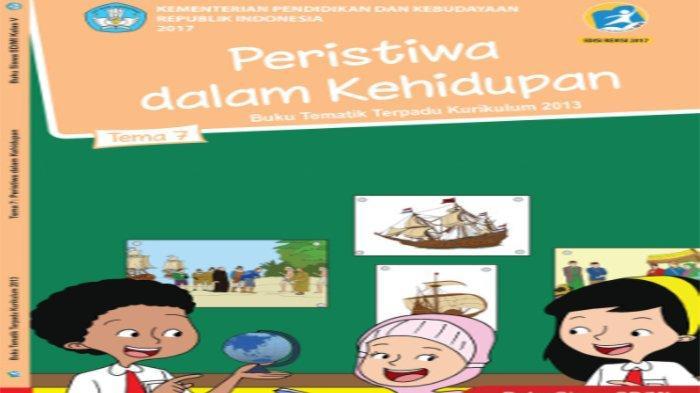 Kunci Jawaban Tema 7 Kelas 5 Halaman 66 67 68 69 Tematik Pembelajaran 5 Subtema 1 Halaman All Tribun Pontianak