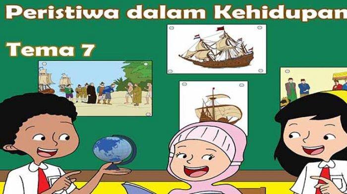 Kunci Jawaban Tema 7 Kelas 5 Halaman 89 90 91 92 93 94 95 96 Buku Tematik Peristiwa Kebangsaan Tribun Pontianak
