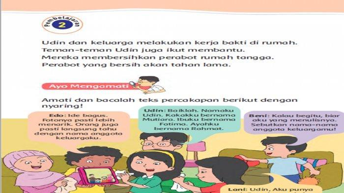 KUNCI JAWABAN Tema 8 Kelas 2 Halaman 62 63 64 65 66 67 68 Subtema 2 Pembelajaran 2 Keselamatan