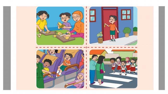 Kunci Jawaban Tema 8 Kelas 2 SD Halaman 1 3 4 5 6 7 Buku Tematik Keselamatan di Rumah dan Perjalanan