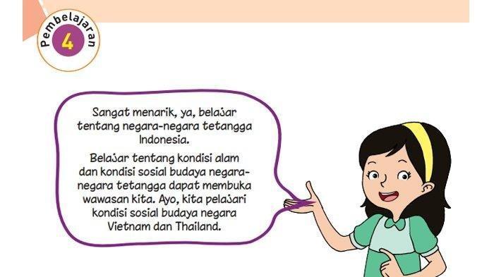 Kunci Jawaban Tema 8 Kelas 6 SD Halaman 77 78 79 80 Analisis Kondisi Geografis dan Sosial Budaya