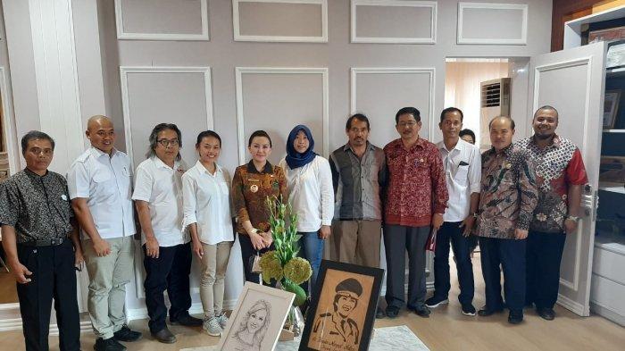 Perusahaan Kopi dari Toraja Akan Bermitra dengan Pemkab Landak